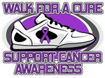 Pancreatic Cancer Walk For A Cure Shirts