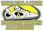 Sarcoma Walk For A Cure Shirts