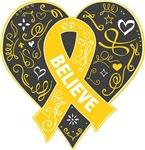 Neuroblastoma Believe Shirts
