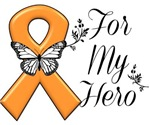 Leukemia For My Hero Shirts