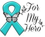 Gynecologic Cancer For My Hero Shirts