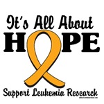 Leukemia Hope T-Shirts & Gifts