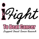 I Fight to Beat Breast Cancer T-Shirts & Gifts