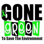 Gone Green To Save The Environment T-Shirts & Gift