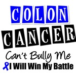 Colon Cancer Can't Bully Me T-Shirts & Gifts