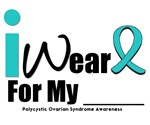 Polycystic Ovarian Syndrome Awareness T-Shirts