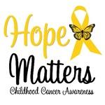 Home Matters Childhood Cancer Awareness