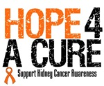 Kidney Cancer Hope 4 A Cure Shirts & Gifts