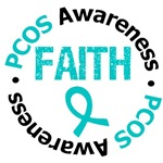 PCOS Awareness Faith T-Shirts & Gifts