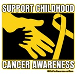 Support Childhood Cancer Awareness Gifts