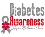 Diabetes Awareness Inspirational Shirts & Gifts