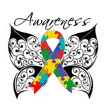 Awareness Butterfly Autism Shirts and Gifts
