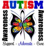 Butterfly Awareness Autism