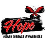 Heart Disease Hope Grunge