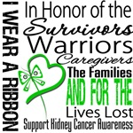 Kidney Cancer Honor