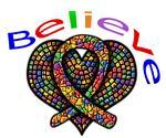 Autism Believe Mosaic