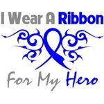 Colon Cancer Hero Tribal