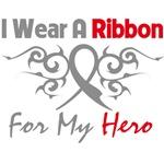 Diabetes I Wear A Ribbon