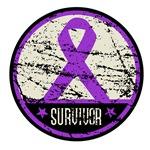 Epilepsy Survivor Grunge