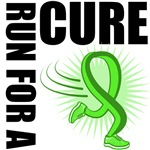 Muscular Dystrophy Run For A Cure Shirts