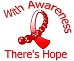 Aplastic Anemia Hope Shirts