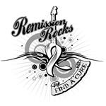 Bone Cancer Remission ROCKS  Tees