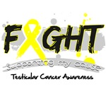 Fight Testicular Cancer Cause Shirts