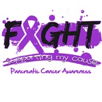 Fight Pancreatic Cancer Cause Shirts