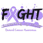 Fight General Cancer Cause Shirts