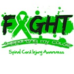 Fight Spinal Cord Injury Disease Cause Shirts