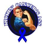 Kickin' Anal Cancer's Ass Shirts