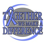 Esophageal Cancer We Make A Difference Shirts