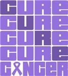 CURE Hodgkins Lymphoma Collage Shirts