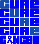 CURE Colon Cancer Collage Shirts