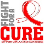Oral Cancer Fight For A Cure Shirts