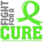 Muscular Dystrophy Fight For A Cure Shirts