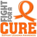 Leukemia Fight For A Cure Shirts