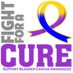 Bladder Cancer Fight For A Cure Shirts