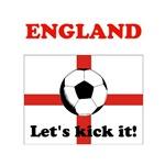 ENGLAND LET'S KICK IT!