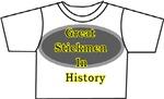 Great Stickmen In History