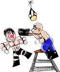 Chibi Ladder Match