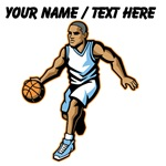 Custom Point Guard Cartoon