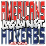 Americans Against Adverbs [APPAREL]