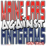 Main Cars Against Anagrams [SWAG]