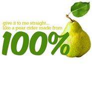 100% pear(s)