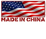 USA - Made in China