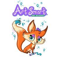 Art Smart Fox