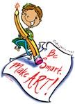 Art Smart Boy