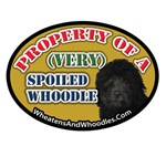 Property Of A Spoiled Whoodle