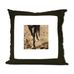 Suede Pillows